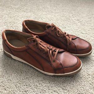 Cole Haan Men's Brown Leather Sneaker sz 13